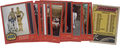 CE3 Topps Style Set