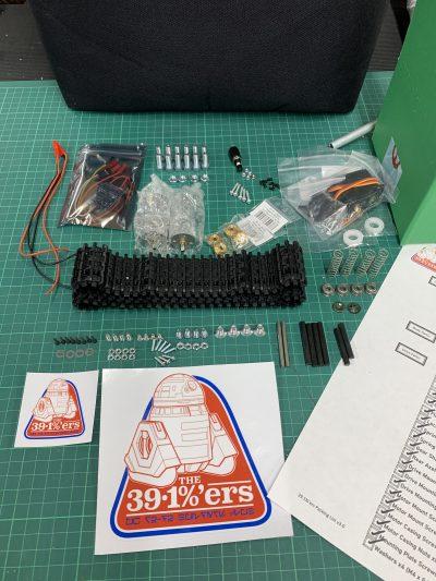 39.1% Hardware Kit
